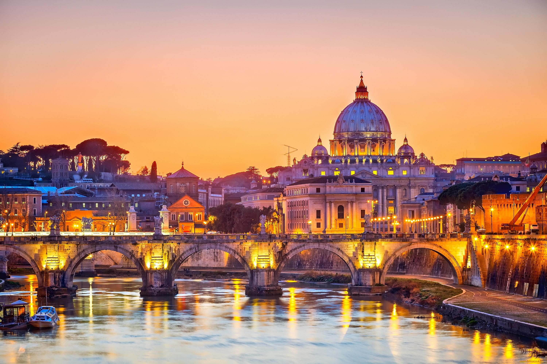Рим картинка города